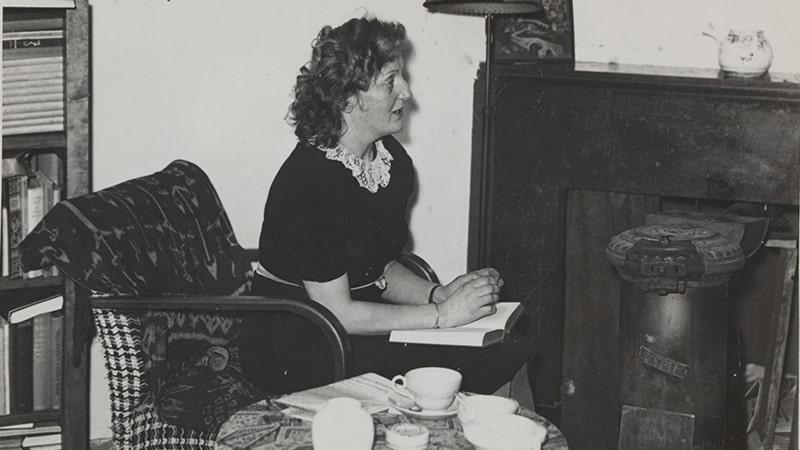 Biografi Sutan Syahrir - Maria Johanna Duchateau