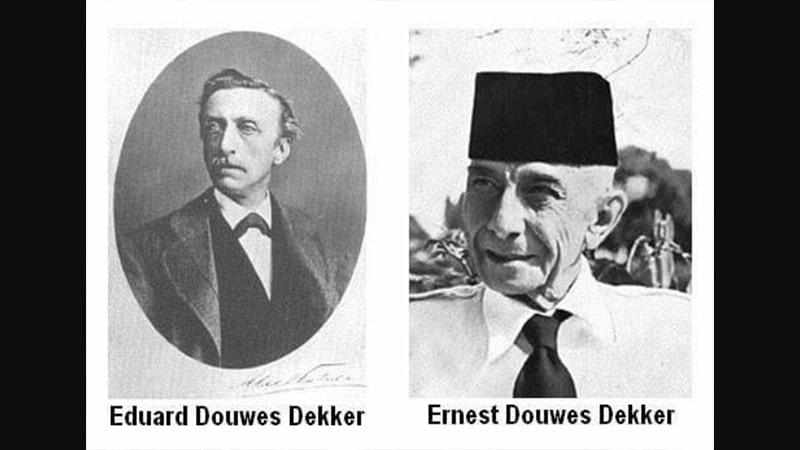 Eduard dan Ernest Douwes Dekker