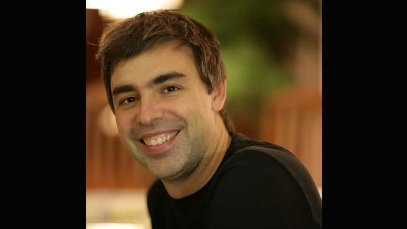 Profil Lawrence Edward - Pendiri Google