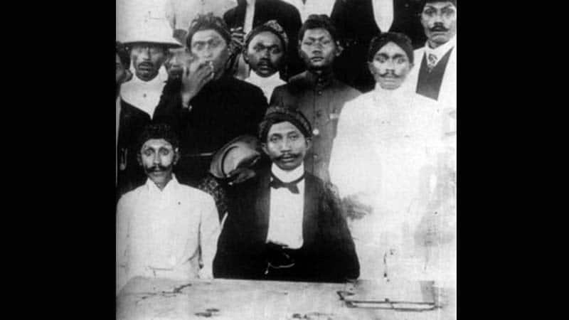 Biografi HOS Tjokroaminoto - Sarekat Islam
