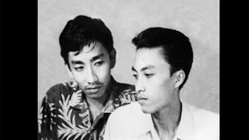 Biografi Sapardi Djoko Damono - SDD dan Jeihan Sahabatnya
