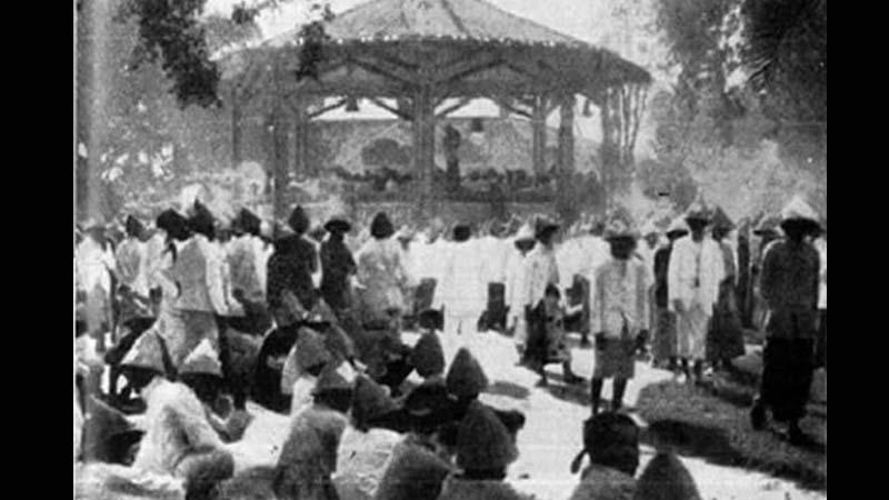 Biografi HOS Tjokroaminoto - Kongres Pertama Sarekat Islam di Surabaya