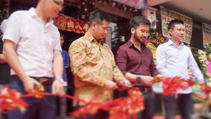 peresmian chongqing