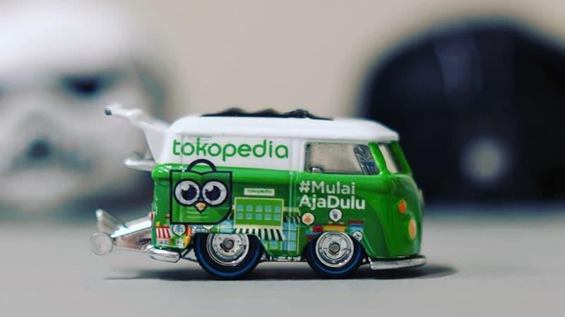 Tokopedia Mobil Mini