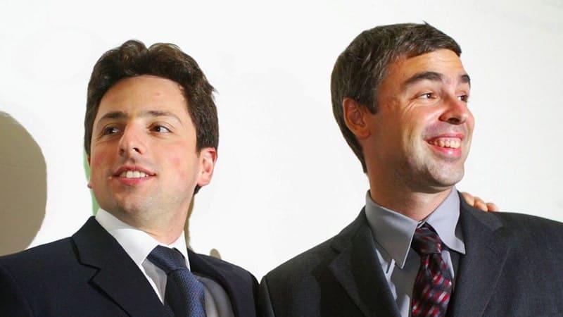 Profil Larry Page dan Sergey Brin - Penghargaan