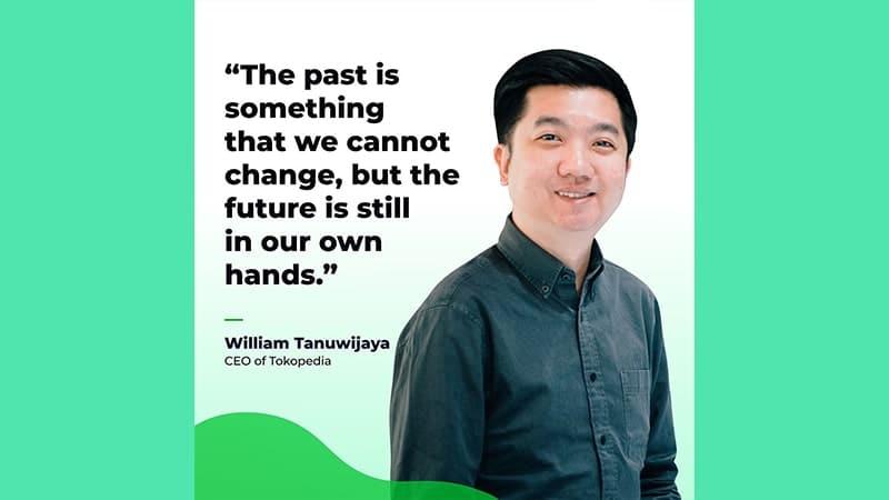 Biografi William Tanuwijaya Kisah Sukses CEO Tokopedia