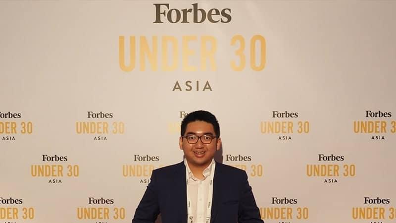 Biografi Yasa Paramita Singgih - Forbes Under 30 Asia