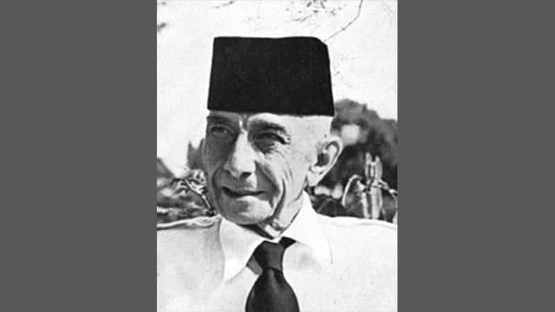 Biografi Ernest Douwes Dekker - Potret Ernest