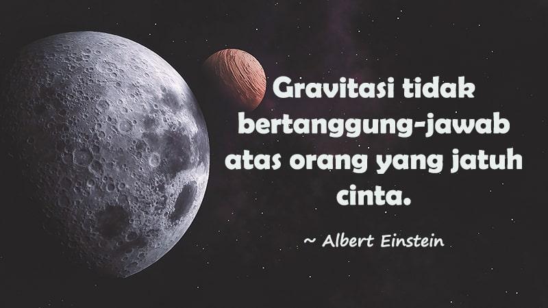 15 Kata Kata Bijak Albert Einstein Yang Sangat Inspiratif Posbagus