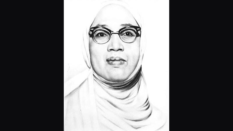 Biografi Rasuna Said - Rangkayo Rasuna Said