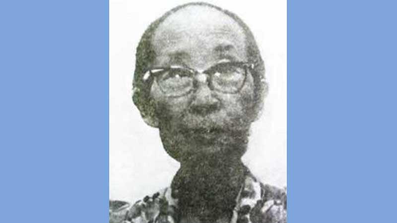 Biografi Siti Oetari - Siti Oetari Tjokroaminoto