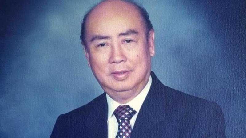 Biografi Sudono Salim - Sudono Salim