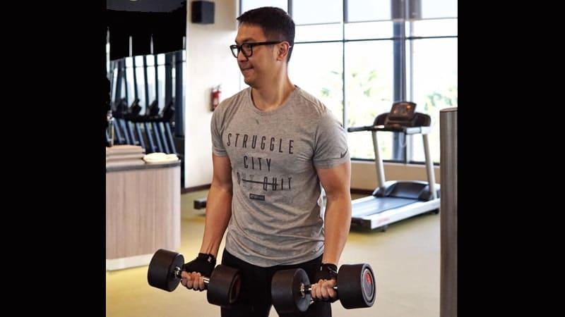 Biografi Bong Chandra - Perjuangan Sang Motivator