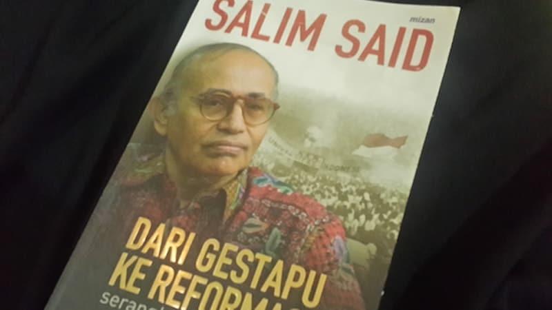 Buku-Buku Salim Said