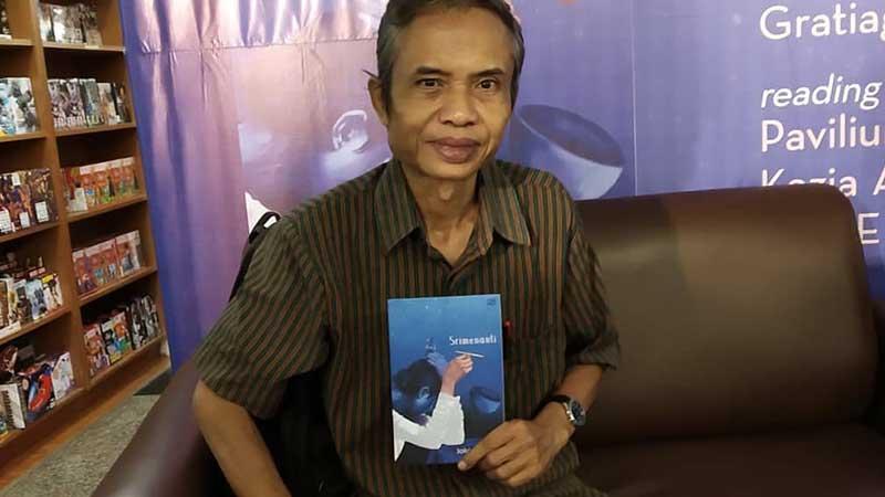 Biografi Joko Pinurbo - Peluncuran Buku Srimenari