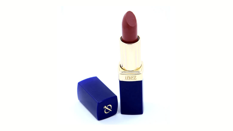 (Gambar 1) Inez Lipstik Dessert Sand