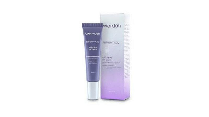 (gambar 2) Wardah Renew You Anti Aging Eye Cream