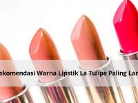 Rekomendasi Warna Lipstik La Tulipe Paling Laris