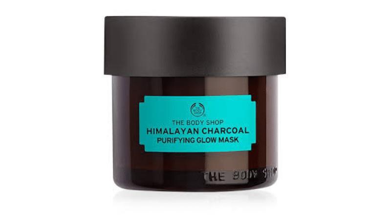 Gambar 1. The Body Shop Himalayan Charcoal Purifying Glow Mask