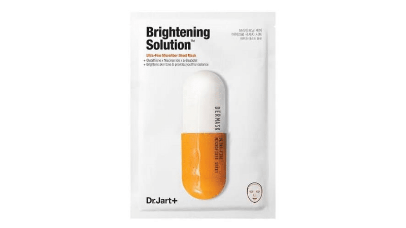 Gambar 1. Dr Jart+ Dermask Brightening Solution Sheet Mask