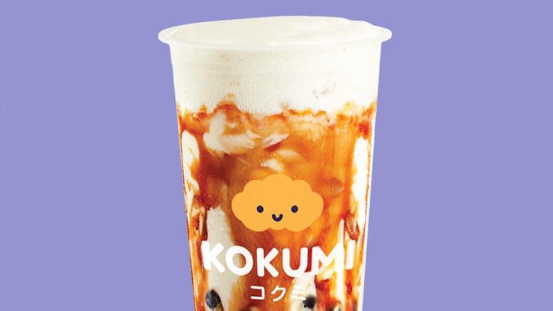 Okinawa Brown Sugar Kokumi, Minuman Boba yang Selalu Digandrungi